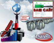Мини-сайт за 500 грн.Супер Акция от Diatekc Media.