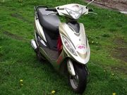 срочно продам скутер g-max corvet 50