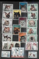 Продам альбом марок - фауна