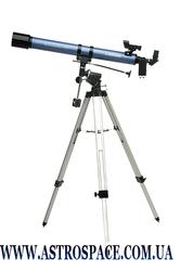 Моторизированный Телескоп рефрактор Konus Konusmotor 70