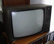 Телевизор цветной Березка,  1991г.