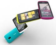 Nokia WP7(2 сим-карты)