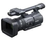 Профессиональная видеокамера Sony HDR-FX1000