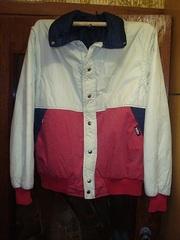 продам мужскую куртку бу