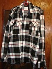 продам рубашки мужские теплые бу