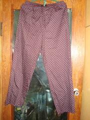 продам мужские брюки пижамные  ,  хлопок , бу