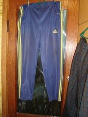 продам мужские спортивные брюки  бу