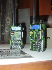Рация Baofeng UV-5R 136-174/400-480MHz