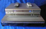 оборудование для записи VHS-кассет на DVD-диски (оцифровка видео)