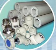 Полипропиленовые фитинги для отопления и водоотведения Сумы