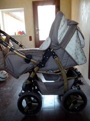 коляска детская Adamex young