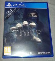 PS4 игра Thief (новый,  рус. версия)