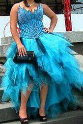 Продам выпускное платье в отличном состоянии!