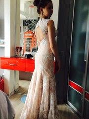 Продам выпускное(свадебное платье).