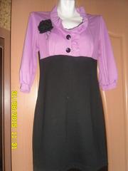 Продам платье трикотаж