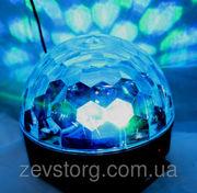 Cветодиодный диско шар Music Ball