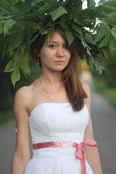 свадебное платье и фата Сумы