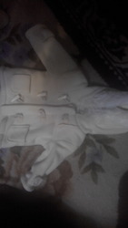 Курточка для девочки на 2-4месяца