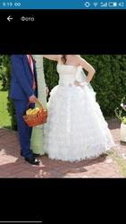 Свадебное платье город Сумы