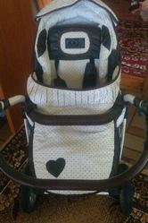 Продам коляску Dada Paradiso Group Romance  2 в 1. Тел.0967158064