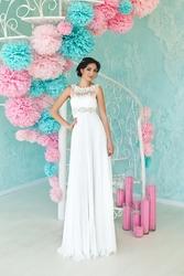 Греческое свадебное платье - облачение богини!
