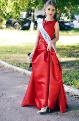 Продам шикарное выпускное, вечернее платье 3000 грн н/т: 0954861718