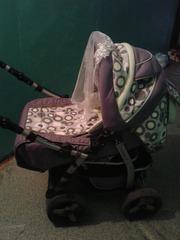 Продам детскую коляску - трансформер