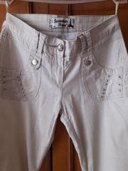 Летние х/б брюки