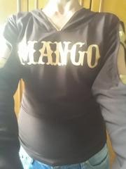 Стильная блуза MANGO