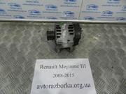генератор renault megane 3 Разборка Renault Megane III
