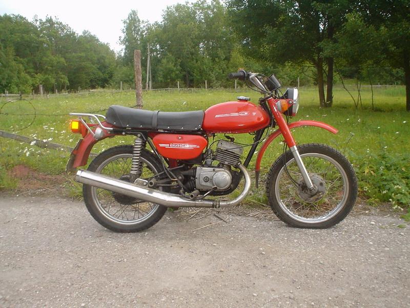Продам мотоцикл минск мотоциклы