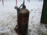 Немецкий баллон(в войну использовался, как огнемет)Carl Platz Automax
